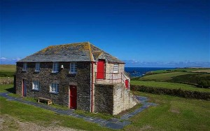 Bunkhouse at Carnewas Point
