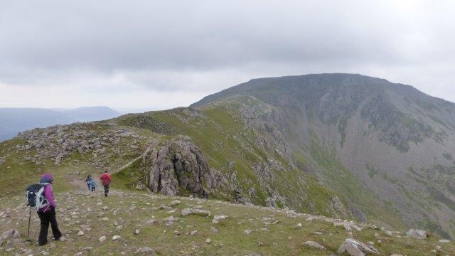2. Ridge to High Stile