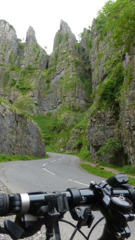 2. Through Cheddar Gorge