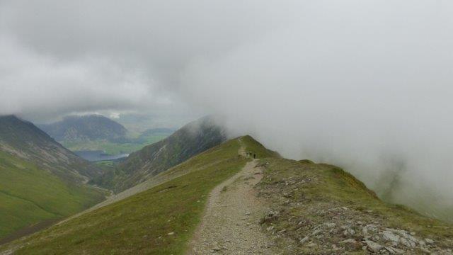 6. The cloud rolls in