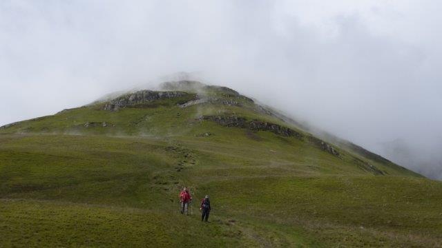 8. Steaming Hillside