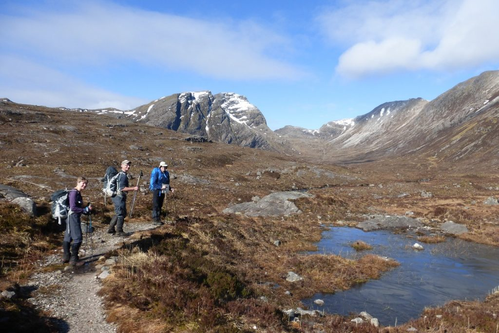 The stunning Coire Lair