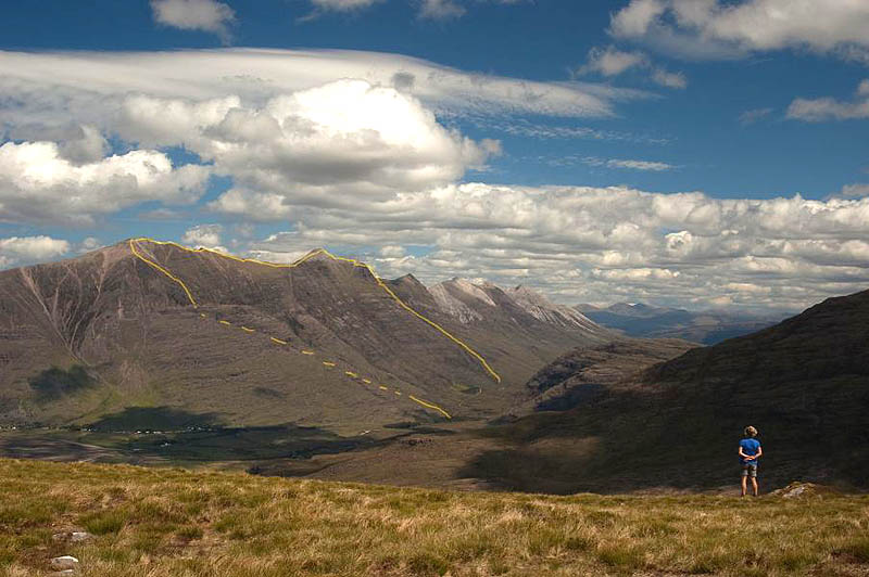 Liathach Route