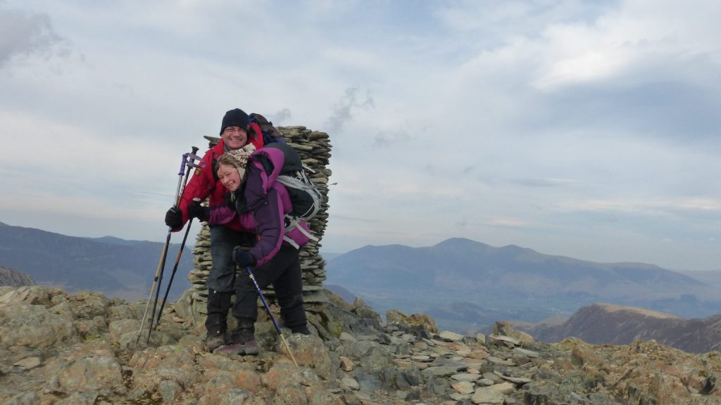 Summit of Dale Head
