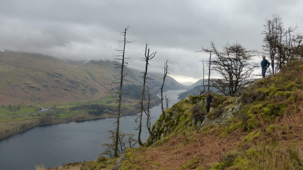 Above Thirlmere