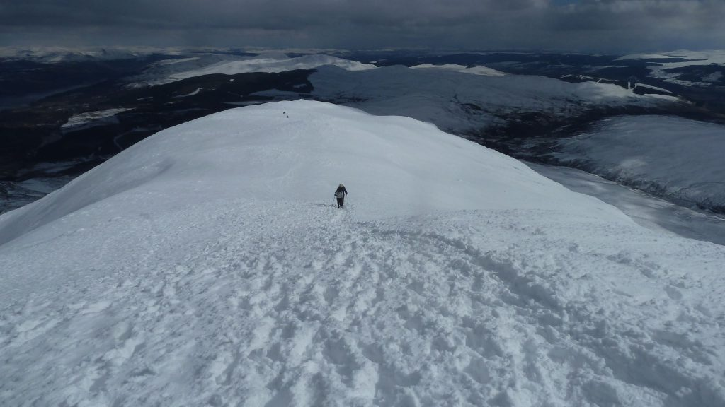 Schiehallion ascent
