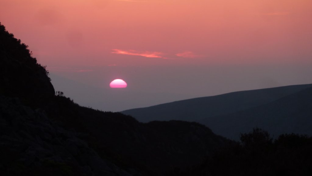...and another sunset