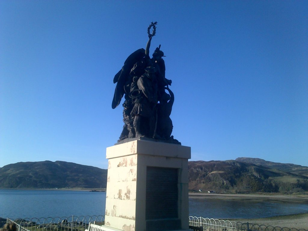 War Memorial at Glenelg